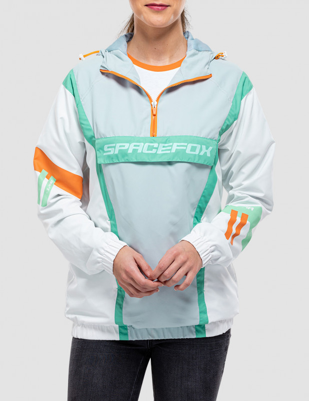 COUPE-VENT HOMME & FEMME WINDBREAKER THERMONUCLEAR | Spacefox - Made For Space