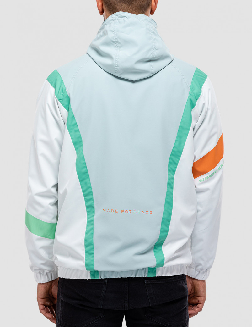 COUPE VENT WINDBREAKER THERMONUCLEAR SPACEFOX
