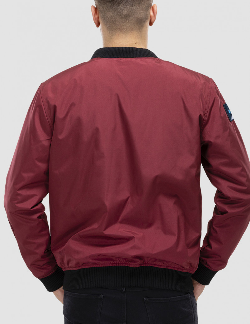 bomber first section homme vue face