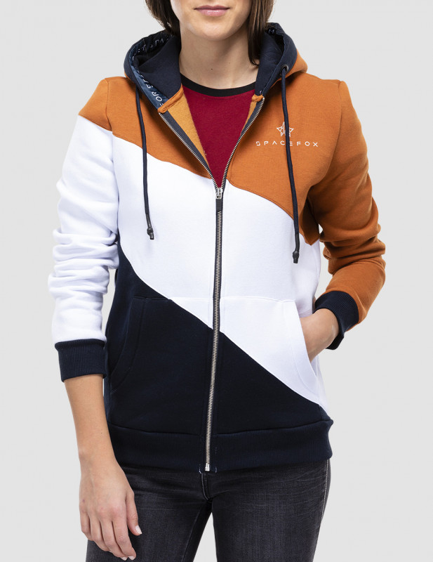 SWEAT A CAPUCHE ZIP PATHFINDER collection-product - 6