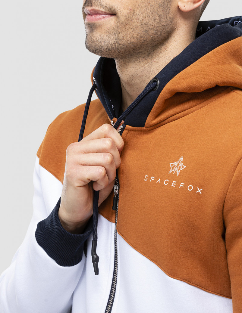 SWEAT A CAPUCHE ZIP PATHFINDER collection-product - 4