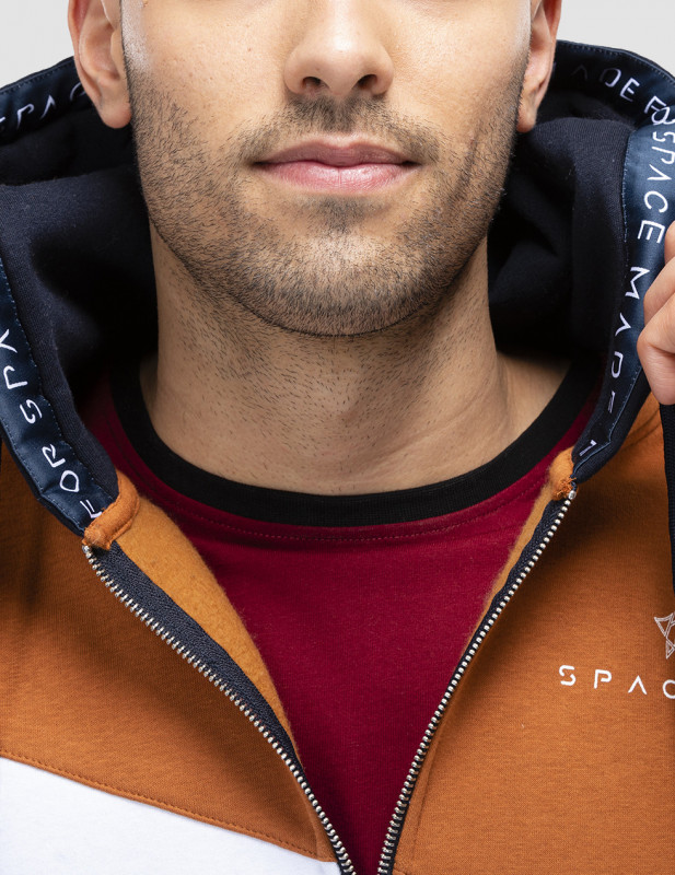 SWEAT A CAPUCHE ZIP PATHFINDER collection-product - 5