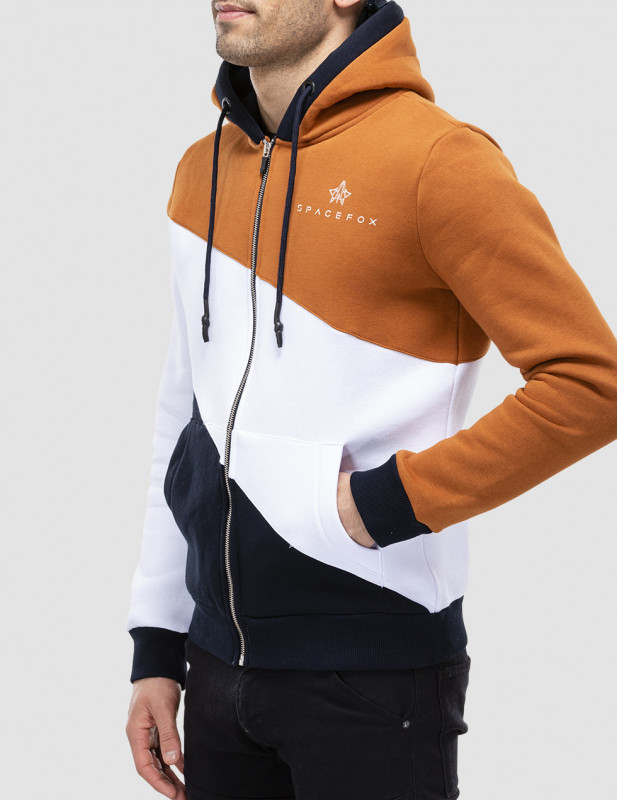 SWEAT A CAPUCHE ZIP PATHFINDER collection-product - 3