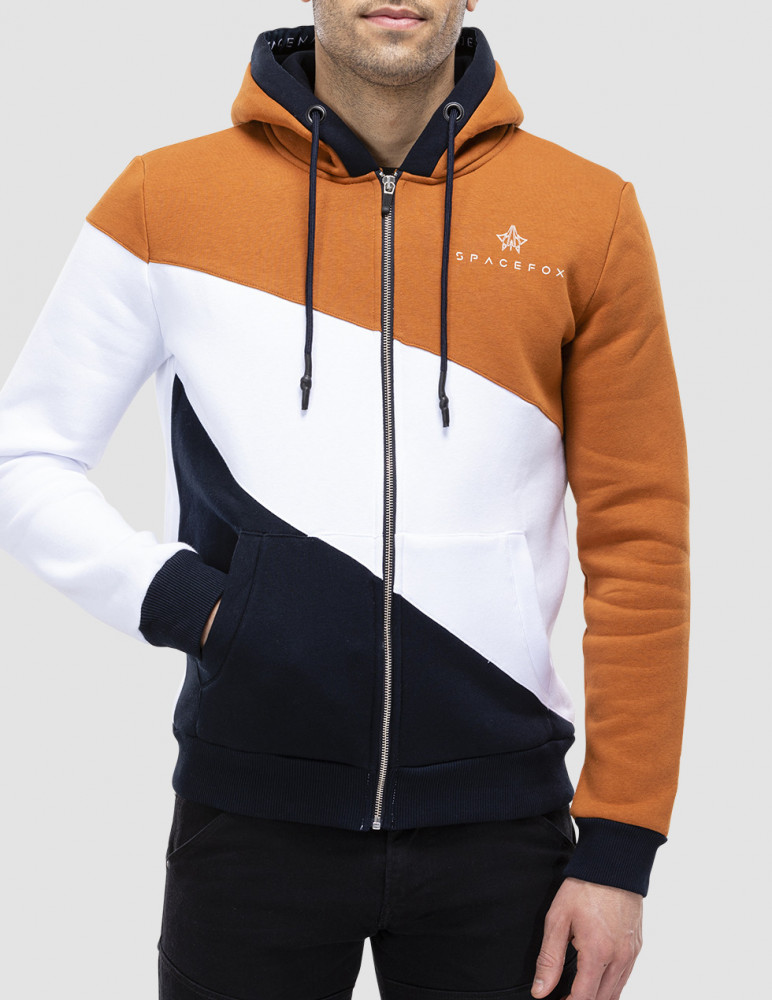 SWEAT A CAPUCHE ZIP PATHFINDER collection-product - 1