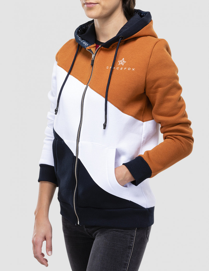 SWEAT A CAPUCHE ZIP PATHFINDER collection-product - 7